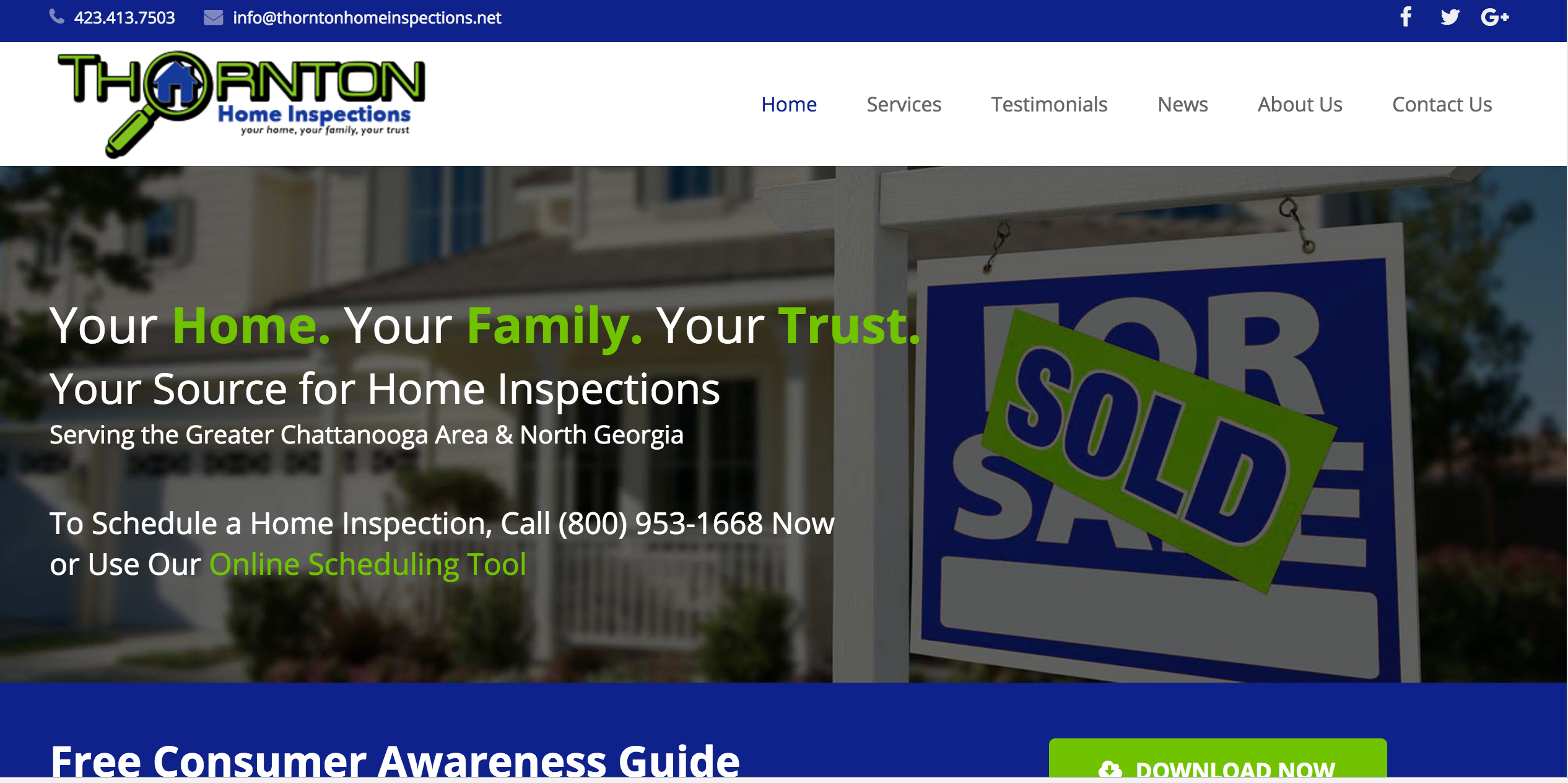 Thornton Home Inspections